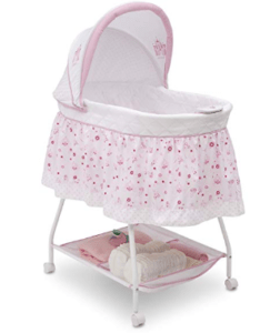 fisher price collapsible bassinet