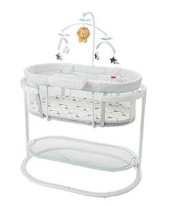graco bedside bassinet