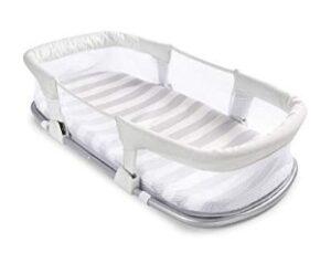 small bedside bassinet