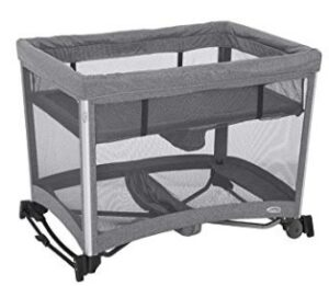 travel cot with bassinet reviews