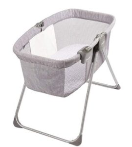infant bassinet for bed