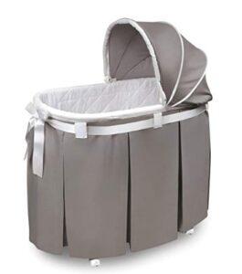 newborn rocking bassinet