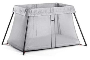 travel cot with bassinet uk