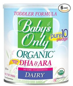 best baby formula for newborns