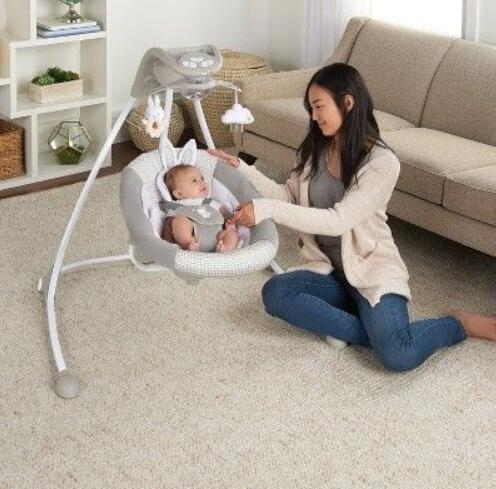 Top 10 Best Heavy Duty Baby Swing Reviews For Newborns and Toddlers