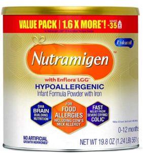 best milk powder for infants