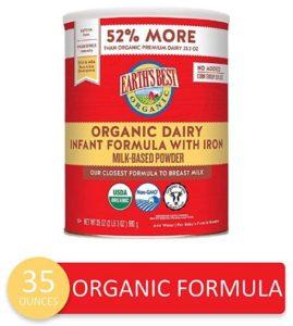 non dairy and non soy baby formula