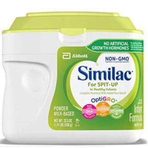organic gmo free baby formula