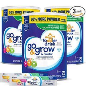 top pick toddler milk powder