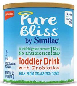 toddler drink milk powder