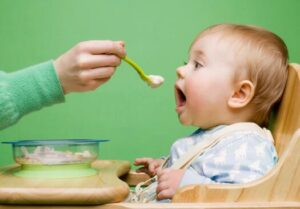 baby food supplement recommend