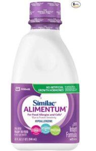 ready made milk formula