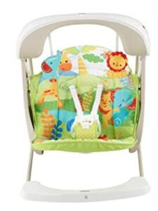 fisher price rainforest infant swing