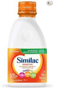 best ready made formula milk