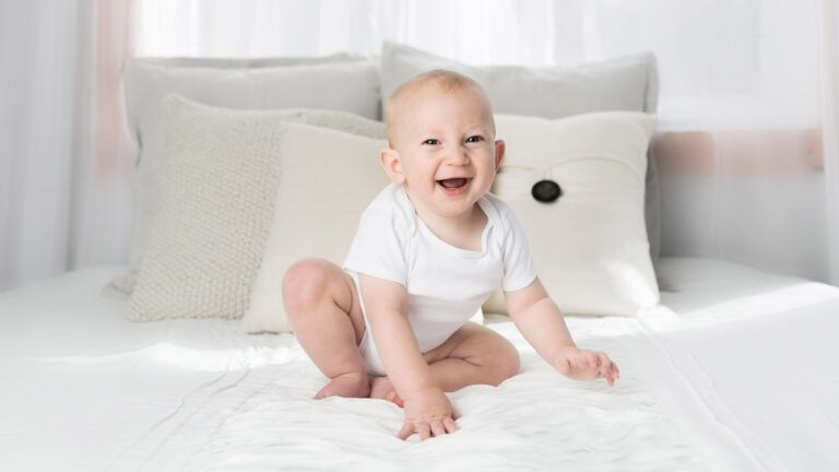 When Do Babies Outgrow Swings? Here's Everything You Need to Know